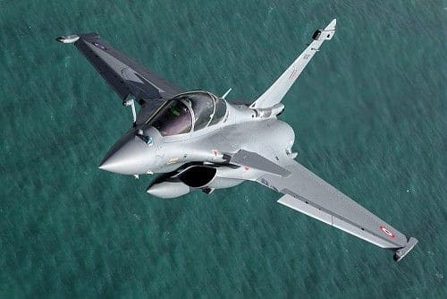 Dassault Aviation Releases First Photos of Rafale RB-002 | View Here