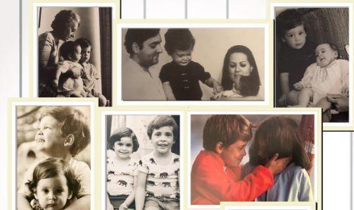 'Love You, Rahul', Priyanka Wishes Rahul on Bhai Dooj. Watch Photos From Gandhi Album