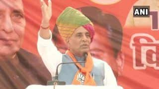 Haryana Assembly Election 2019: If You Don't Write 'OM', What Else do You Write, Rajnath Asks Rahul Gandhi