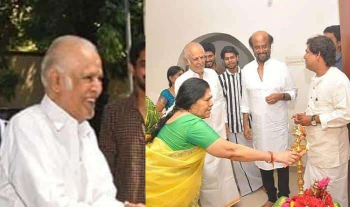 Rajinikanth Gifts a Swanky 3-BHK House to The Producer-Storywriter of His First Solo-Hero Film Bairavi