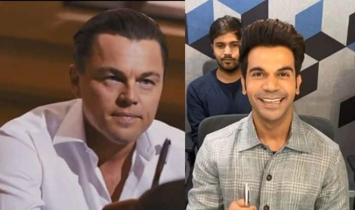 Here's How Gujarati Businessman Rajkummar Rao Sells a Pen to Leonardo DiCaprio- Watch Video