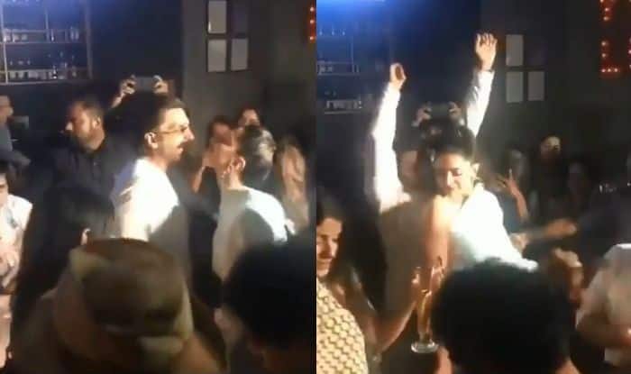 Ranveer Singh And Deepika Padukone's Cozy Dancing at '83 Wrap-up Party is Hit Among Fans – Viral Video