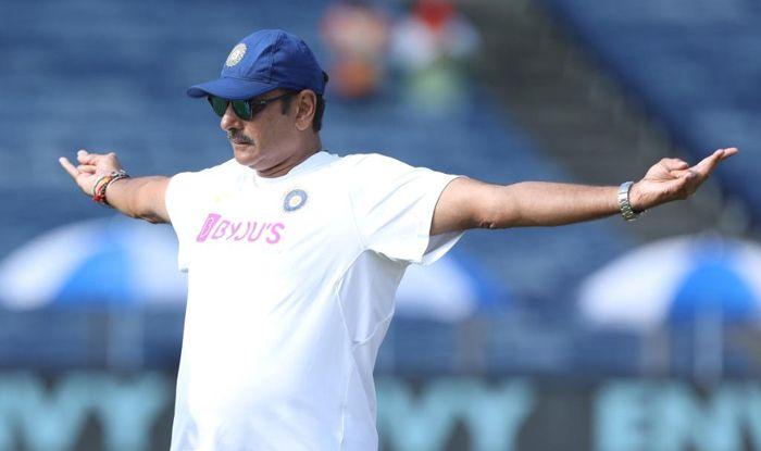 ravi shastri india team head coach