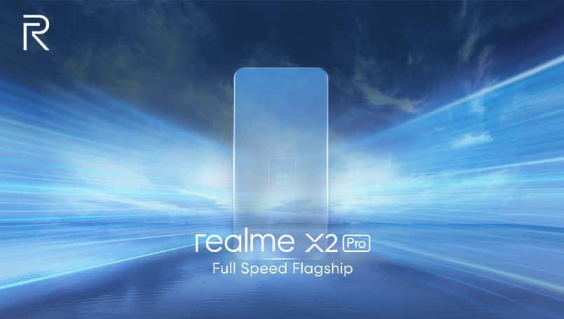 Realme X2 Pro launch teased officially; Snapdragon 855+, 90Hz display, 64MP camera confirmed
