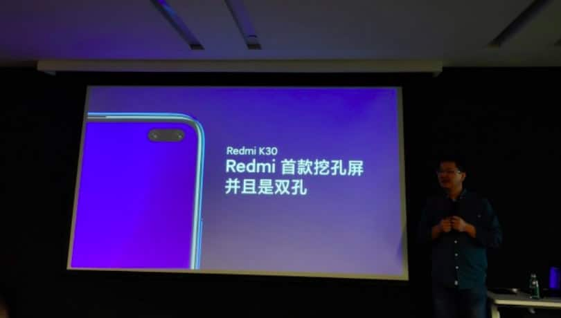 Xiaomi Redmi K30 to come with punch hole display, dual 5G connectivity