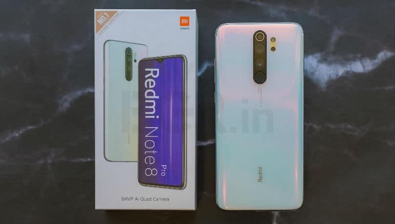 Redmi Note 8, Redmi Note 8 Pro price in India, availability revealed