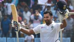 Maiden Double Proof of Rohit's Insatiable Hunger: Laxman