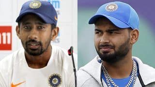 We Have a Good Understanding: Saha on His Equation With Pant