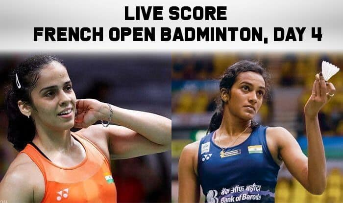 French Open Badminton match timings, French Open 2019 Day 4 French Open Live score live score, Live badminton score, French Open 2019 Day 4 French Open Live score, French Open 2019 Day 4 French Open Live score live streaming, French Open 2019 Day 4 French Open Live score scoreboard, French Open 2019 Day 4 French Open Live score, live Badminton score, PV Sindhu live match, PV Sindhu hot, PV Sindhu hot pics, Sania Nehwal live match, Saina nehwal hot, saina nehwal husband, Parupalli Kashyap, Kidambi Srikanth,French Open 2019 Day 4 French Open Live score live score, Live badminton score, French Open 2019 Day 4 French Open Live score, French Open 2019 Day 4 French Open Live score live, French Open 2019 streaming, French Open 2019 Day 4 French Open Live score scoreboard, French Open 2019 French Open Live Scorecard, French Open 2019 Day 4 French Open Live score, French Open 2019 Day 4 French Open Live score, Latest Badminton News, Live Badminton Score and Updates, French Open 2019 French Open Dream11
