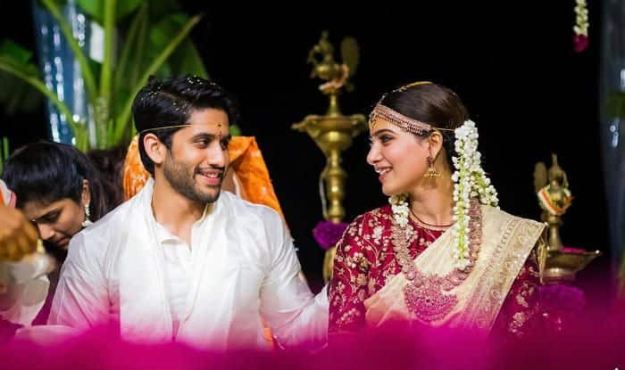Samantha Akkineni Shares Stunning Photos From Her Wedding With Naga Chaitanya as Couple Celebrates 2 Years of Marriage