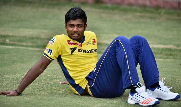 Been Working Hard to Get Into The Indian Team: Sanju Samson