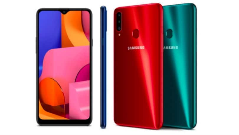 Samsung Galaxy A20s with 6.4-inch display, triple rear cameras launched in India: Price, Specifications