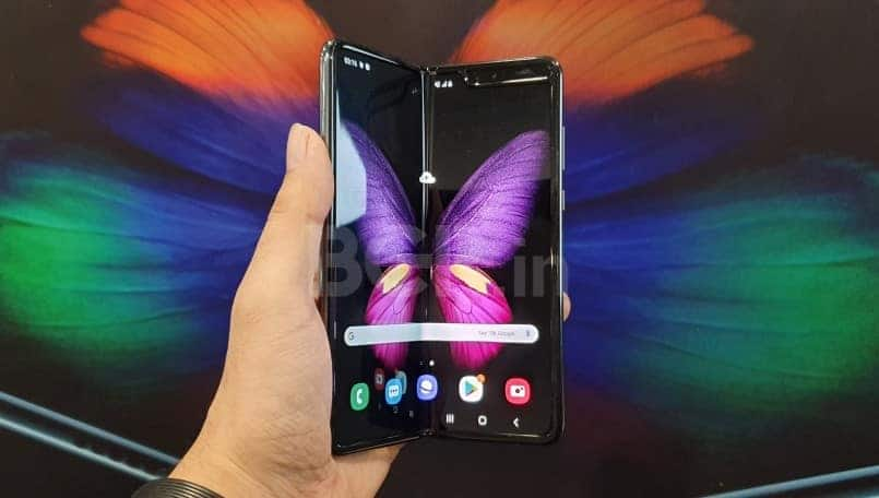 Rs 1.65 lakh Samsung Galaxy Fold sold out in India in 30 minutes