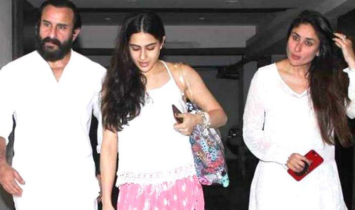 Sara Ali Khan: Mom Wanted me to Have Most Beautiful Lehenga For Saif Ali Khan-Kareena Kapoor Wedding