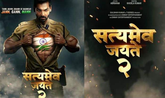 Satyamev Jayate 2 Poster: John Abraham's First Look Promises Bigger Sequel, Releases on THIS Day