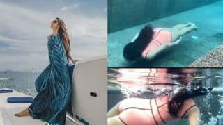 Swaragini Actor Tejasswi Prakash is Water Baby in Her Latest Video From Thailand Vacation