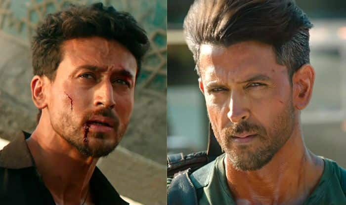 Tiger Shroff/ Hrithik Roshan in War