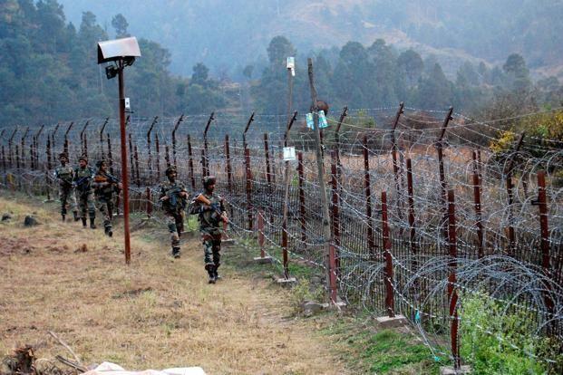 Army Jawan Martyred As Pakistan Violates Ceasefire in Jammu and Kashmir's Baramulla