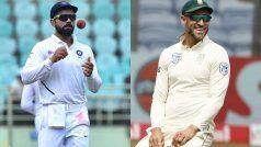 India vs South Africa Live: Rohit, Rahane Drive India in Ranchi as Bad Light Stops Play