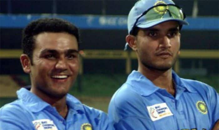 Virender Sehwag Claims he Predicted Sourav Ganguly Becoming BCCI President in 2007