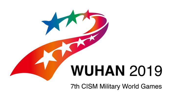 CISM World Military Games logo, CISM World Military Games 2019