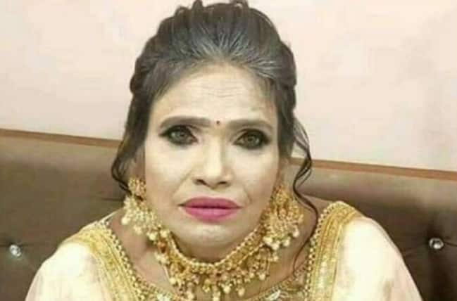 Ranu Mondal Gets Trolled Again, This Time for Her Latest 'Makeover' Photos