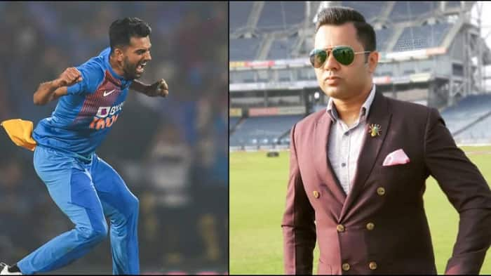 Aakash Chopra First Spotted Deepak Chahar's Talent in 2010, Tweet Goes Viral