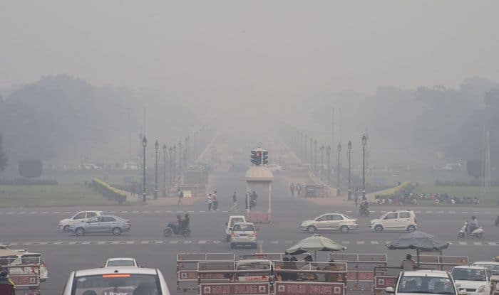 Delhi pollution, Air quality deteriorates, Toxic smog, Delhi-NCR region, Environment Pollution Control Authority