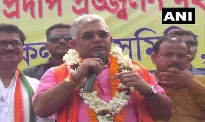 Dilip Ghosh 'Gold in Milk' Shocker: Bengal Man Tries to Get Loan Against His Two Cows