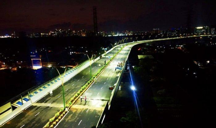 'BKC-Chunabhatti Flyover Open For Public Use,' Announces Caretaker Maharashtra CM Devendra Fadnavis