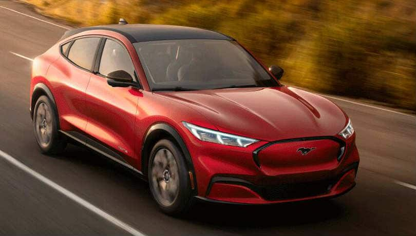 Ford Mustang Mach-E electric SUV unveiled, comes with a range of up to 300 miles