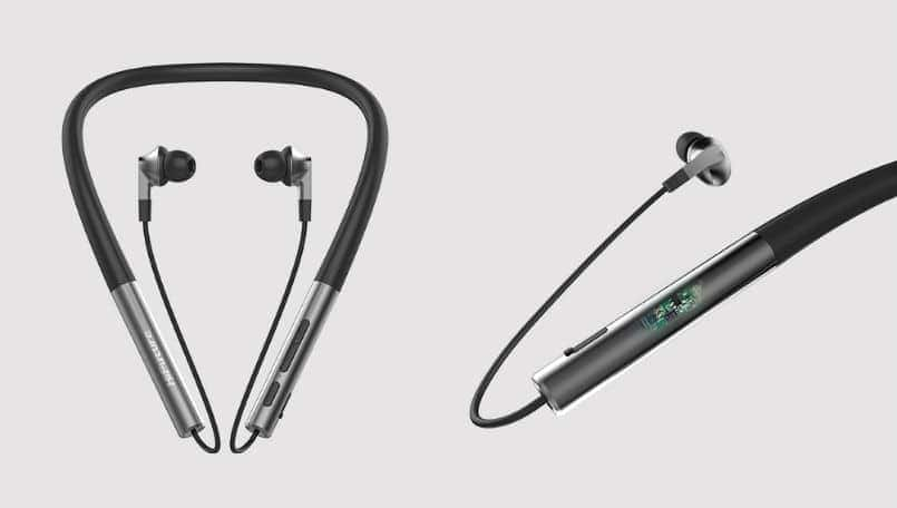 HiFuture NeckLace in-Ear Wireless Earphones launched with Qualcomm tech: Price, Features