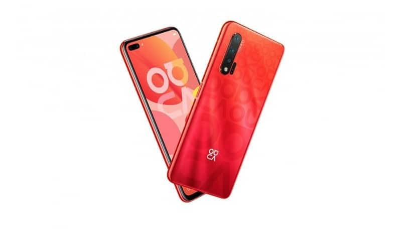 Huawei Nova 6 5G image in Red color leaked ahead of launch