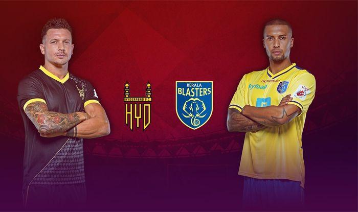 indian super league kerala vs hyderabad dream11