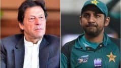 Pak PM Advises Sarfaraz Ahmed to Focus on Domestic Cricket to Get Back to National Side
