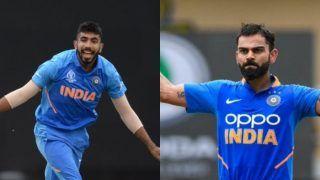ICC ODI Rankings: Virat Kohli, Jasprit Bumrah Retain Top Spot