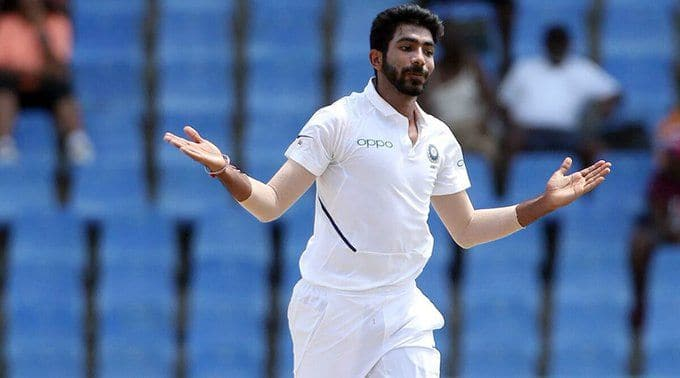 Out With Injury Jasprit Bumrah Turns Mentor for Navdeep Saini at NCA