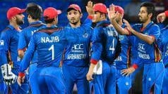 2nd T20I: Janat Picks Five-For as Afghanistan Thump West Indies to Level Series 1-1