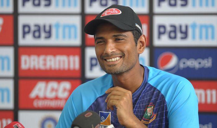 Mahmudullah bangladesh captain