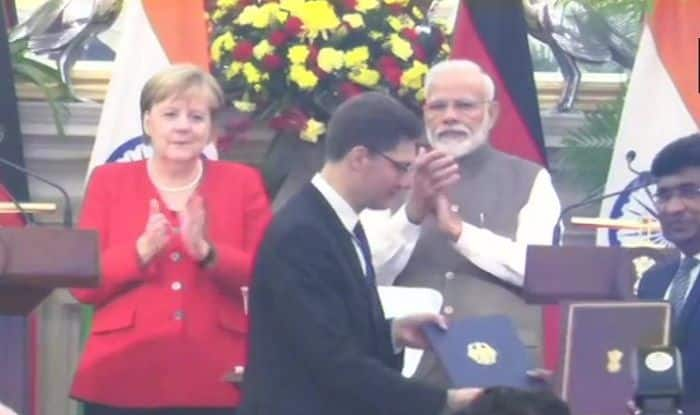 Angela Merkel in India: 20,000 Indians Studying in Germany, Want to See More, Says German Chancellor