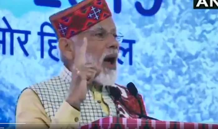 Global Investors' Meet: 'Himachal Full of Opportunities And Potential,' Says PM Modi