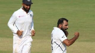 Mohammed Shami Can Be Deadly on Any Wicket: Wriddhiman Saha