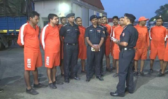Cylone Maha to Make Landfall Near Gujarat on Nov 7; NDRF, Navy Teams on Alert: IMD