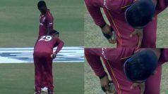 WATCH: Was Pooran Ball-Tampering During 3rd ODI vs Afghanistan?
