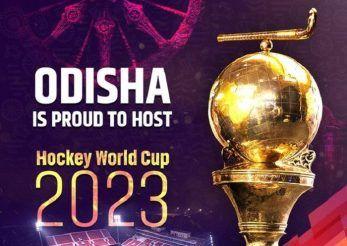 Bhubaneswar, Rourkela to Host 2023 Hockey Men's World Cup