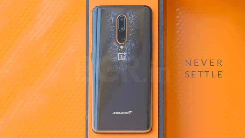 OnePlus 7T Pro McLaren Edition now available via open sale in India: Price, features