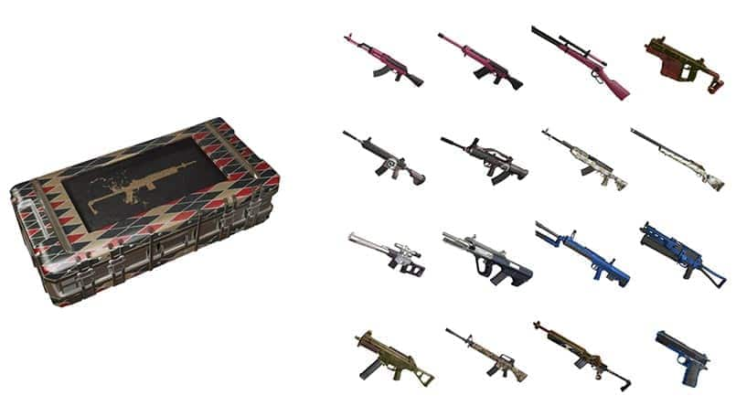 PUBG set to remove locked crates from the game