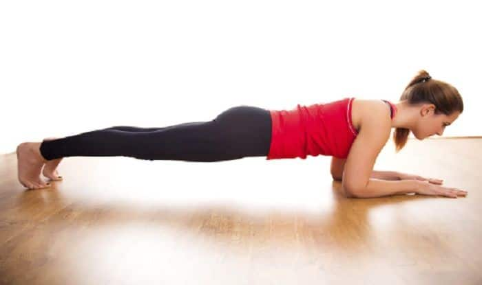 This is The Correct Way to do a Plank