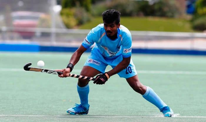 Pratap Lakra india junior hockey team member