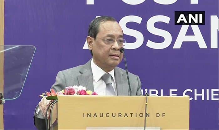 'Irresponsible Reporting by Few Media Outlets Worsened Situation': CJI Ranjan Gogoi on NRC